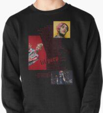 Star Shopping Lyrics Lil Peep Collage Sweatshirt / Jumper Pullover