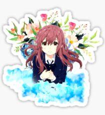 Koi no Katachi-Shouko Nishimiya Sticker