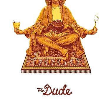THE DUDE by vellond