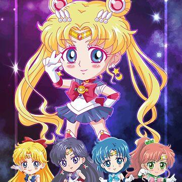 Sailor Moon Revenge by AlexTrpmn