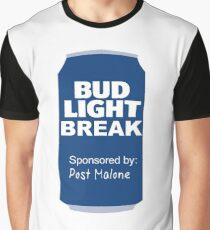 bud light break Graphic T-Shirt