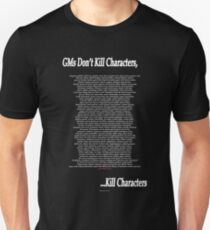 Gm's Don't Kill... Unisex T-Shirt