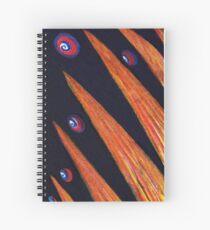Noche Serena (original drawing) Spiral Notebook