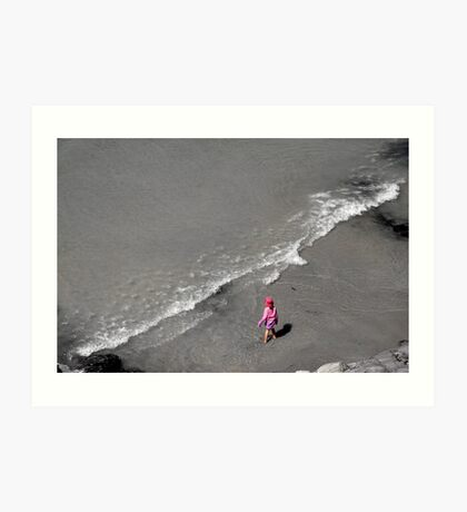 Cornish colour Art Print