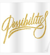 Possibilities Poster