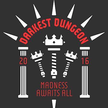 Darkest Dungeon Crest by declankdesign