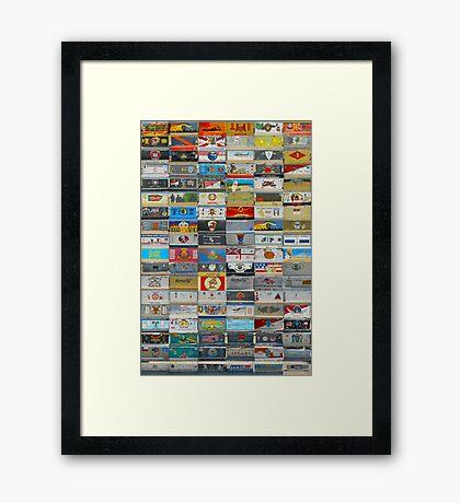 Art of War Group 1 Framed Print