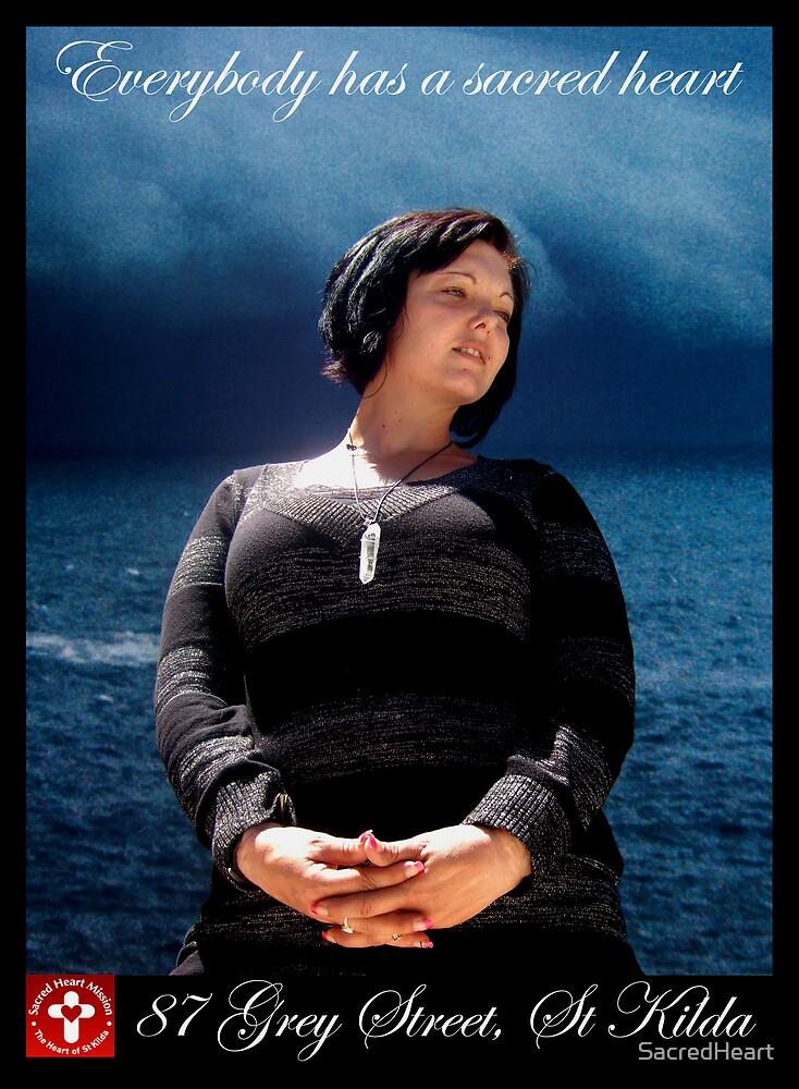 Daniela card by Johanna by SacredHeart