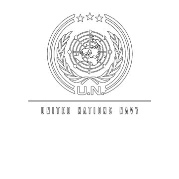 United Nations Navy - The Expanse by garigots