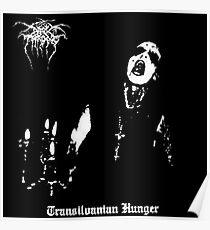 Transilvanian Hunger Poster