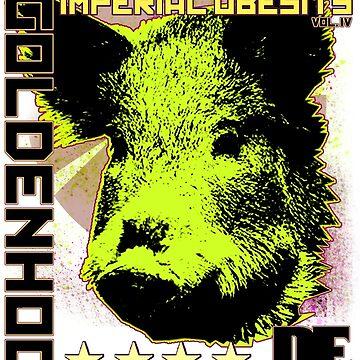DF: Goldenhog by ContemptMedia