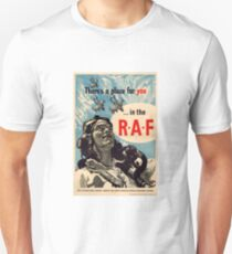 In The RAF Unisex T-Shirt