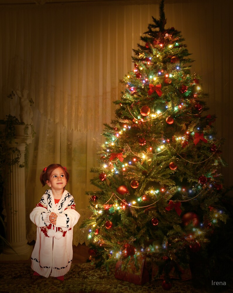 A wish for Chritmas by Irena