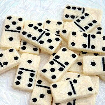 White Dominos by NicPW