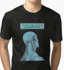 Dr. Manhattan Tri-blend T-Shirt