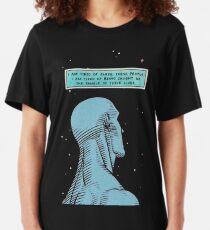 Dr. Manhattan Slim Fit T-Shirt