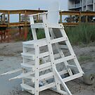 Lifeguard chair by NicPW