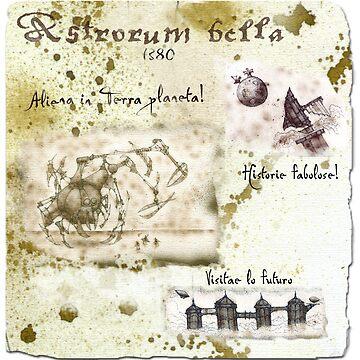 Astrorum Bella  by Lunghini
