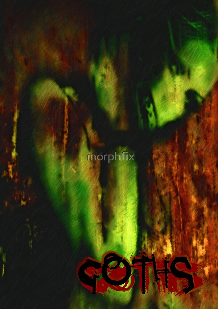 GOTHS COVER I by morphfix