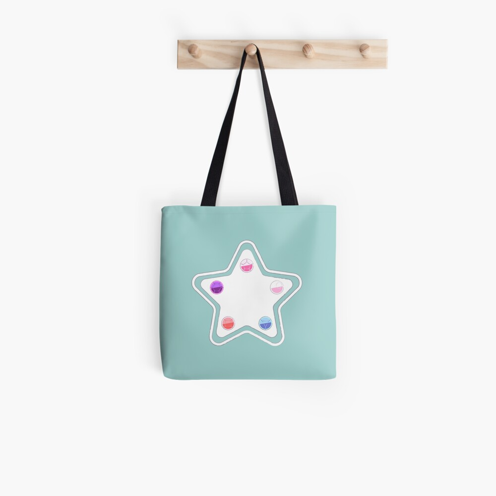 [SU] Kristallsteine Tote Bag