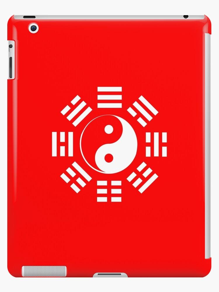 I Ching Yin Yang Martial Arts Taekwondo Tae Kwon Do Korean