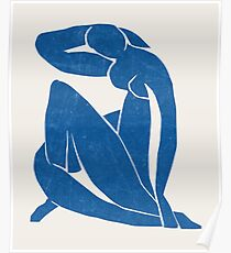 Matisse Cut Out Poster