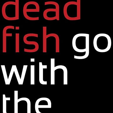 Dead Fish white/red by m4x1mu5