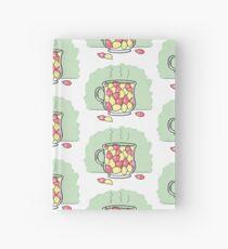 Pear Drop Tea Hardcover Journal