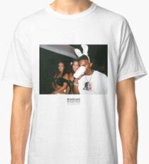 Camiseta clásica #cashcarti Playboi Carti [Fuente Negra]