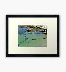 Ripples in the Tide Framed Print