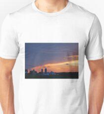 Lancaster County, PA Sunset T-Shirt