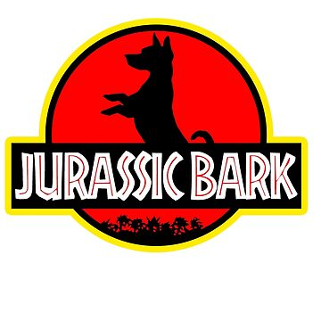 Jurassic Bark by retrosaurus