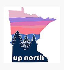 Northern Minnesota Sunset Photographic Print