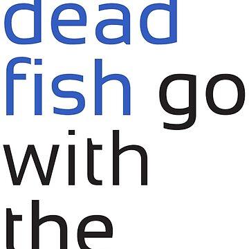 Dead Fish black/blue by m4x1mu5