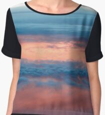 Cyclone in the clouds Chiffon Top