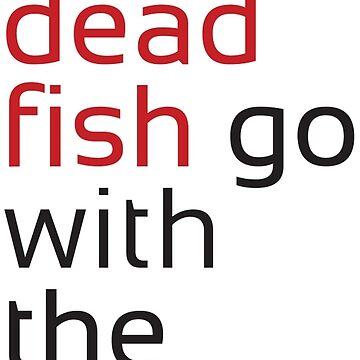 Dead Fish black/red by m4x1mu5