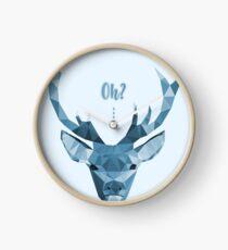 Oh dear! Clock