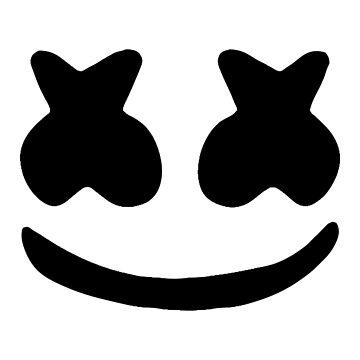 Marshmello logo by virtusdesign