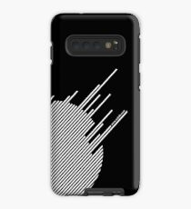ABshapes in a disc (w) Case/Skin for Samsung Galaxy
