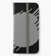 ABshapes in a disc (w) iPhone Wallet/Case/Skin