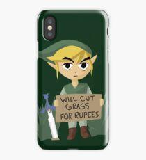 Looking For Work - Legend of Zelda iPhone Case