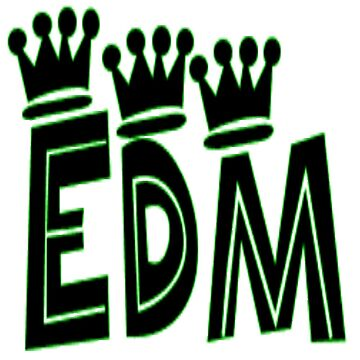 EDM Crown by edmshirts