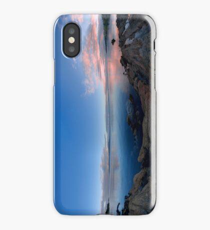 Dusk Shoreline near Moville, Donegal (Rectangular) iPhone Case