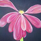 Pop Daisy Flower by Melissa Fryer