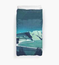 Alpine Hut Bettbezug