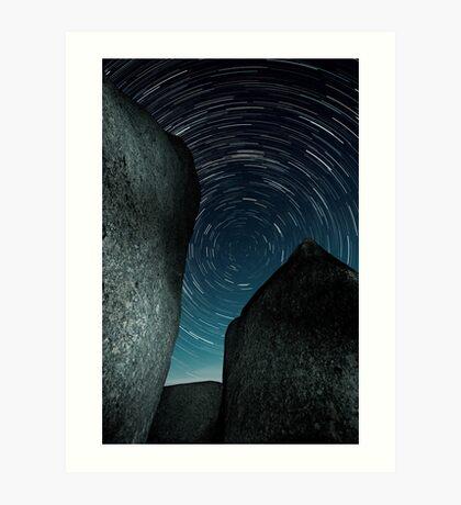 A Long Way Home Art Print