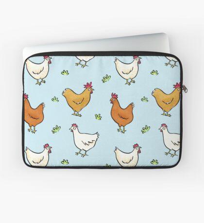 Organized Chickens Laptop Sleeve