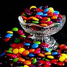 """Chocolate Smarties"" by bowenite"