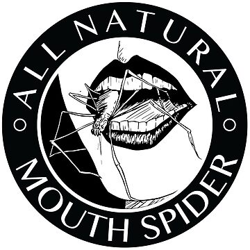 All Natural - Mouth Spider  by jackdcurleo