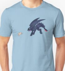 Toothless and the Bunny T-Shirt